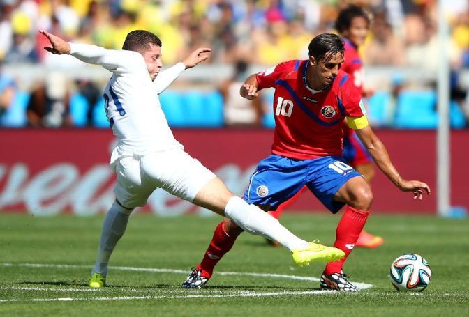 """¿CONCACAF un """"Flan"""" para Inglaterra?"""