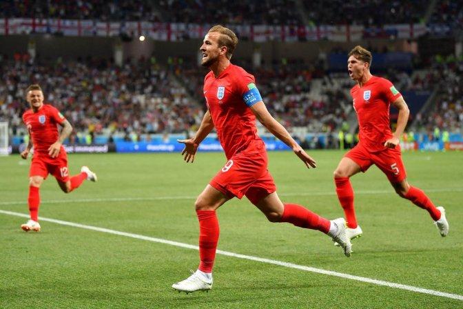 Kane al rescate de Inglaterra