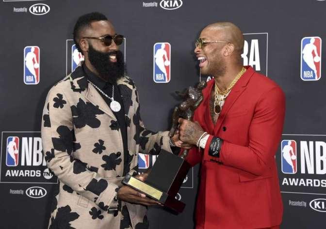 Premios NBA 2018