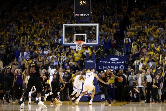 NBA Final INN 1