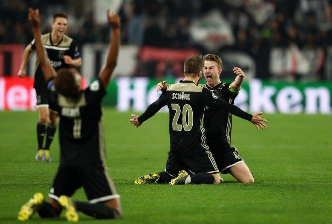 Los goles de la jornada en Champions League