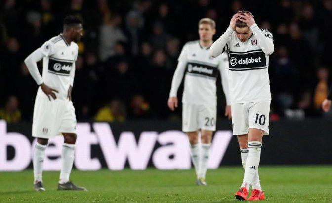 Fulham FC: 100 millones de libras para hacer el ridículo