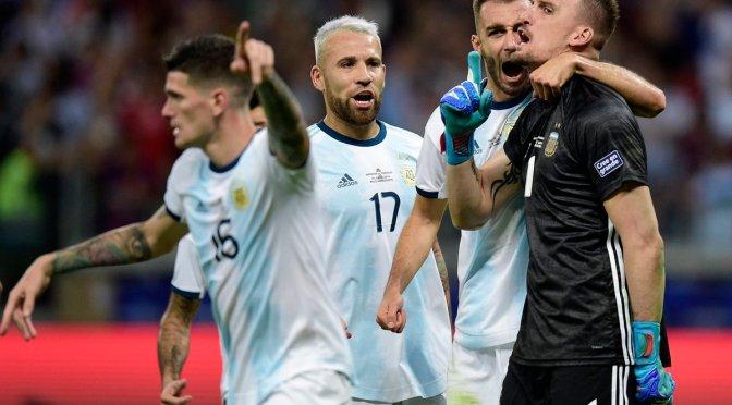 Respira Argentina, Scaloni se atraganta