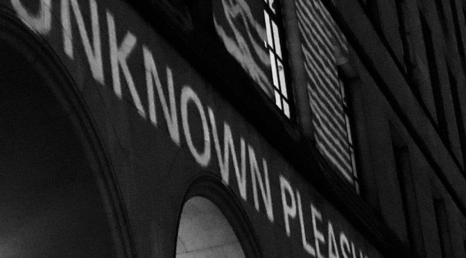 Así se festejan 40 años del 'Unknown Pleasures'
