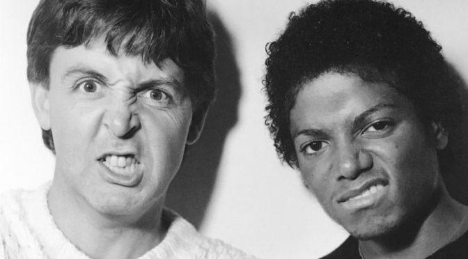 La traición de Michael Jackson a McCartney