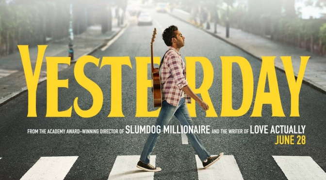 """Yesterday"", la película inspirada en The Beatles"
