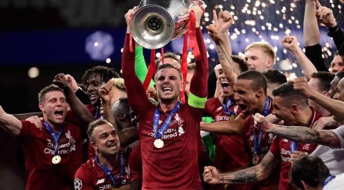 Liverpool: Objetivo Premier League