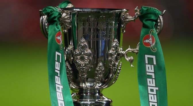 Carabao Cup: Tercera Ronda