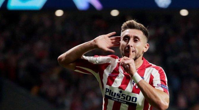 Herrera rescata al Atlético