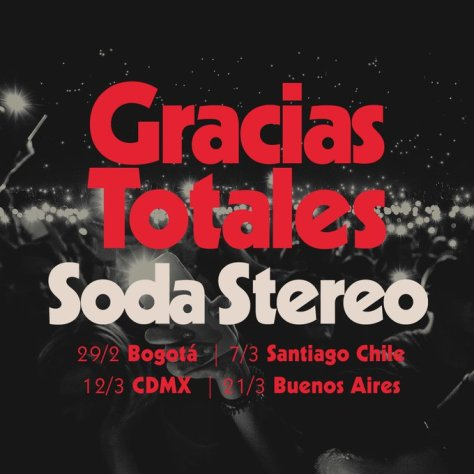 Soda Stereo TOUR